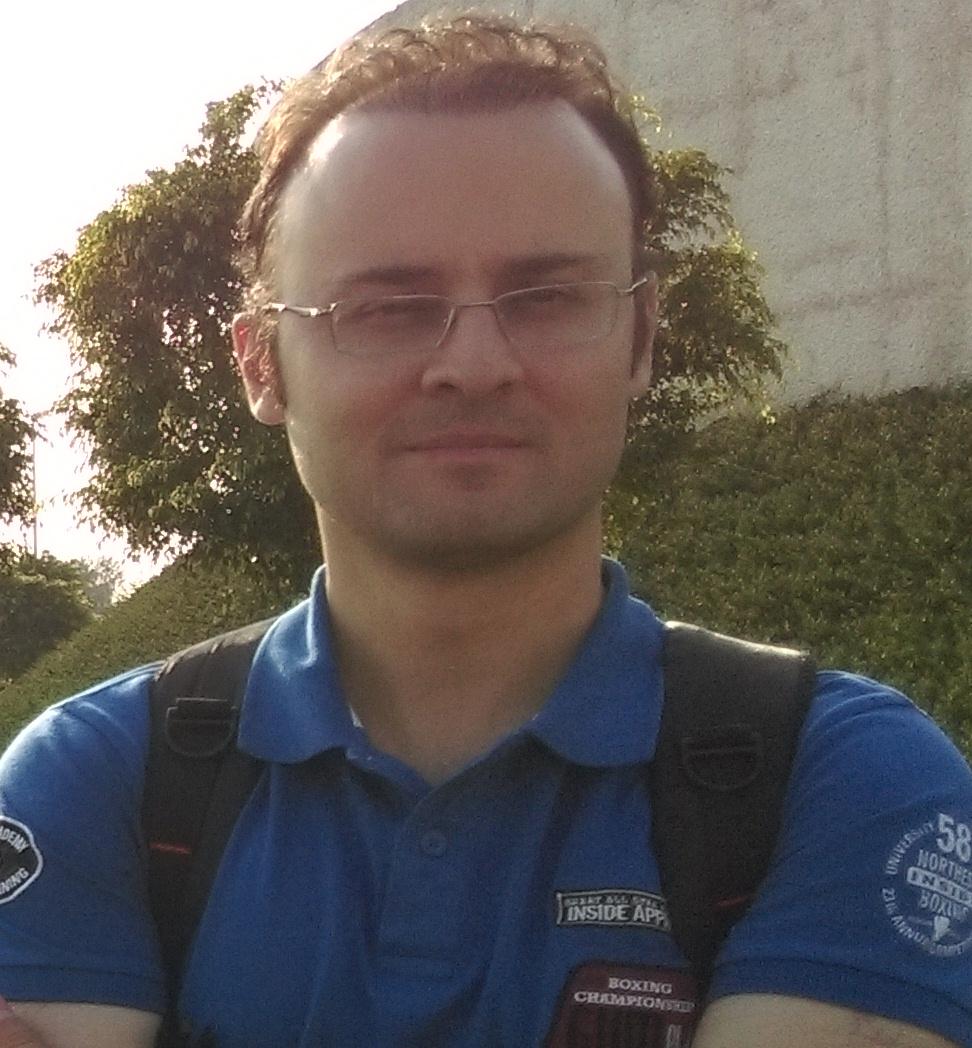 Robles Bykbaev, Vladimir E.